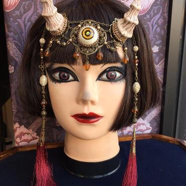 estrelleas/エストレージャス  百鬼祭鬼角頭上装飾 装飾ツノ  5