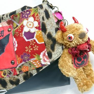 TEDDY MONSTER/テディモンスター ドラキュラカバン(くま付き)