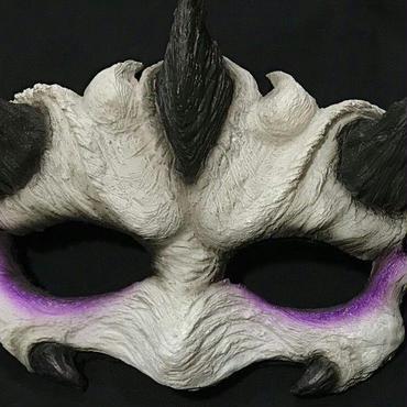 No,96  スキンマスク(紫)