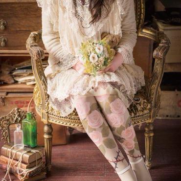 こまぎれ いばら姫タイツ(白昼夢)