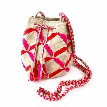 GUANABANA HANDMADE Wayuu Bag M/バッグ GH053