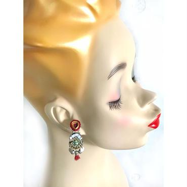 "Earrings ""AYALA BAR"" Essentia 265 - ピアス アヤラ・バー"