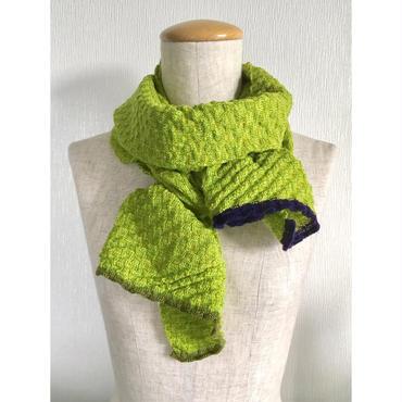 NICOLA EDELER マフラー - Knitted Scarf  NE004