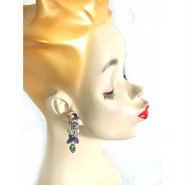 "Earrings ""AYALA BAR"" Classic 263 - ピアス アヤラ・バー"