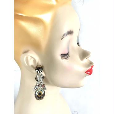 "Earrings ""AYALA BAR"" Radiance 264 - ピアス アヤラ・バー"