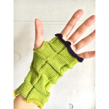 NICOLA EDELER 手袋 - Knitted Globes NE005 / 006 / 007