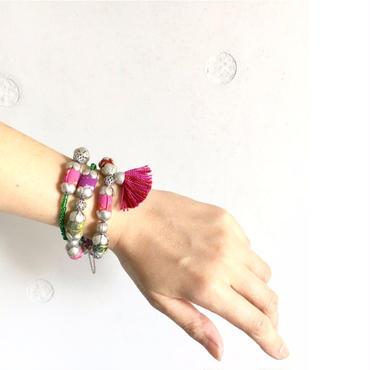 "Bracelet / Necklace ""AYALA BAR"" Hip 238 - ブレスレット/ネックレス アヤラ・バー"