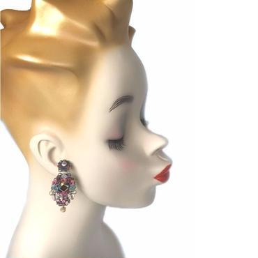 "Earrings ""AYALA BAR"" Hip 215 - ピアス アヤラ・バー"