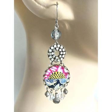 "Earrings ""AYALA BAR"" Radiance 268 - ピアス アヤラ・バー"