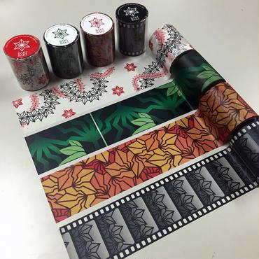 BAKIBAKIマスキングテープ(全4種)