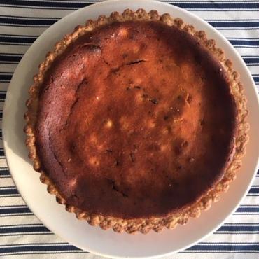 リコッタチーズとチョコレートのタルト( 18cm)