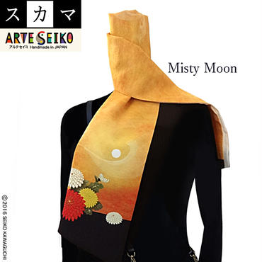 No.62 SCA★SCAMA 【Misty Moon】おぼろ月