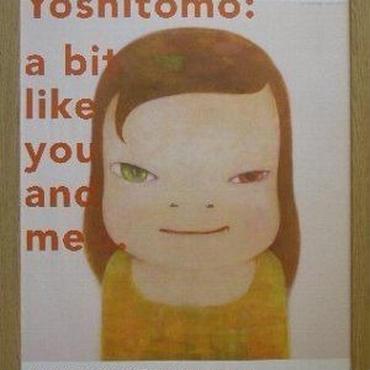 奈良美智 展覧会ポスター 最後の1点  *売約済み