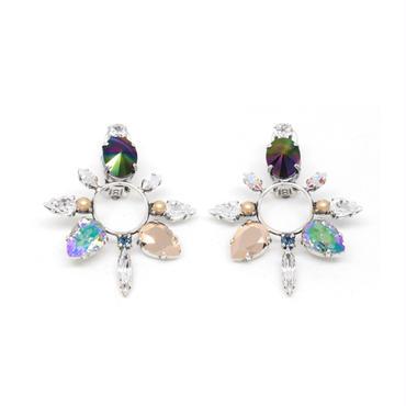 KAII Earrings(Silver)
