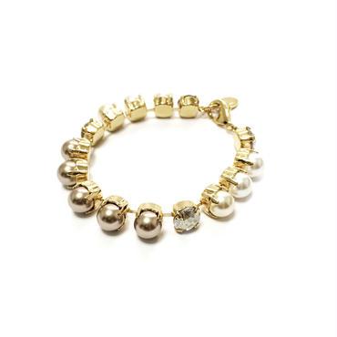 HELIOS Bracelet (Crystal Gold)