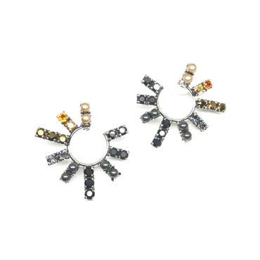AURORA Earrings Pierced