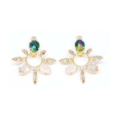 KAII Earrings(Gold)
