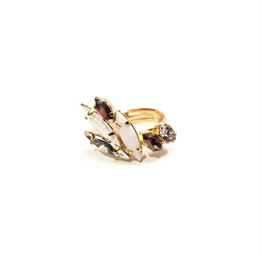 RUGOSA Ring a/Gold