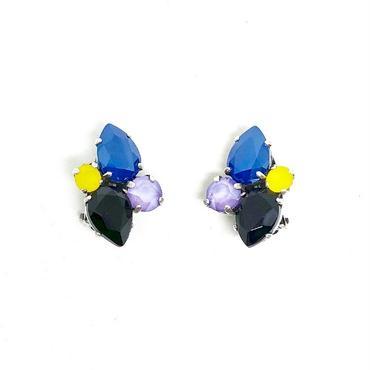 18H8 Clip Earrings