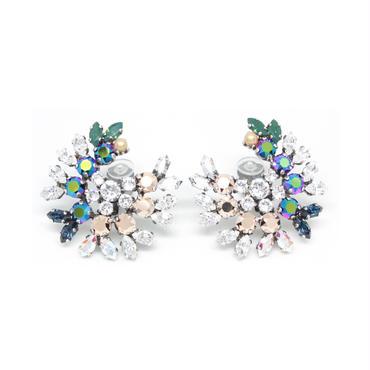 VARIATUS Earrings Clip(Silver)