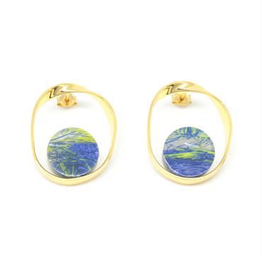 Gemini Earrings