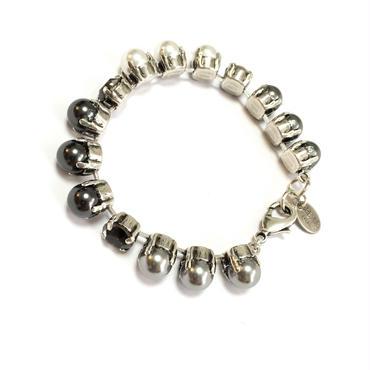 HELIOS Bracelet (Grey Silver)