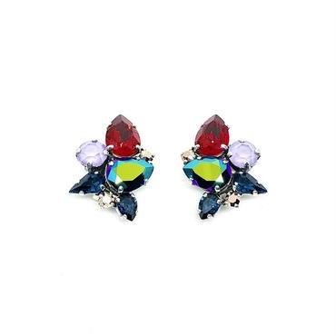 18H10 Clip Earrings