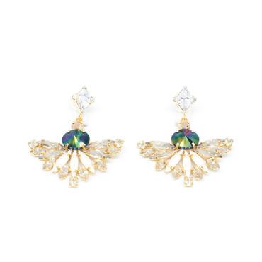 CAPENSIS Earrings Pierced(Gold)
