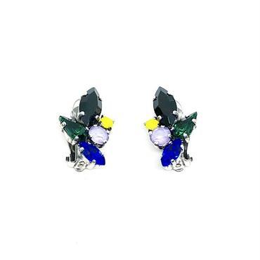 18H9 Clip Earrings