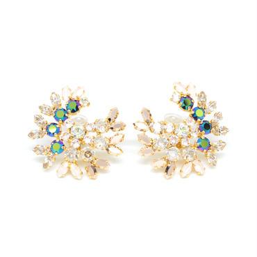 VARIATUS Earrings Clip(Gold)