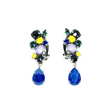 18H7 Clip Earrings