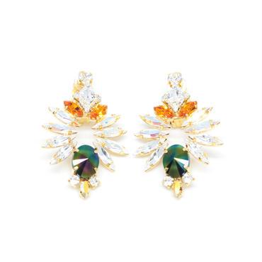 KARSHII Earrings(Orange)