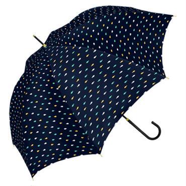 【a.s.s.a】RL106 カラフルフィッシュ 雨傘