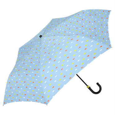 【a.s.s.a】RM106 カラフルフィッシュ 雨傘