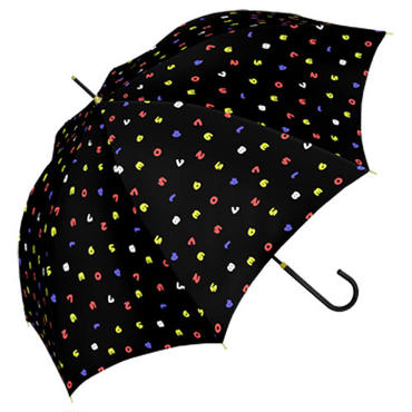 【a.s.s.a】RL105 ポップナンバー 雨傘