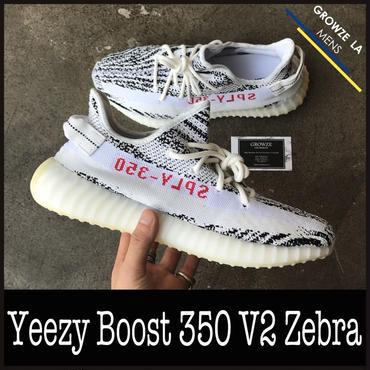 ★【adidas x Kanye West】入手困難!! Yeezy Boost 350 V2 Zebra