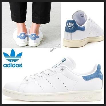 ★関税込★Adidas Originals STAN SMITH W ブルー 26cm-28cm