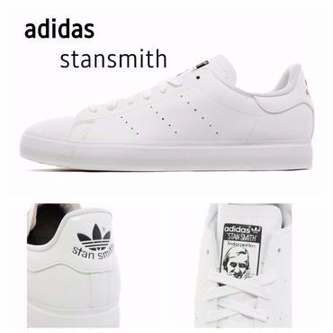 人気!合わせやすい!Adidas Stan Smith Vulc ホワイト