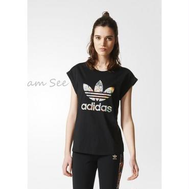 【adidas Original】FARMコラボ JARDIM AGHARTA Tシャツ