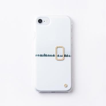 iphoneケース for6/7/8 ( Asteriscus × Wakako Kikuchi ) ゆき-18
