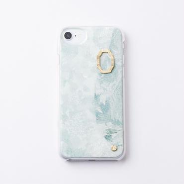 iphoneケース for6/7/8 ( Asteriscus × Wakako Kikuchi ) こおり-18A