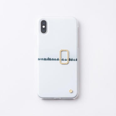 iphoneケース for X / XS( Asteriscus × Wakako Kikuchi ) ゆき-18