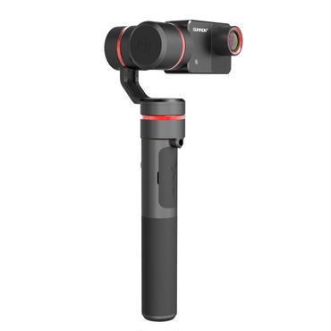 Feiyu Tech SUMMON+(フェイユーテック 4Kカメラ一体型3軸電動ジンバル) 1年保証付き