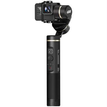 Feiyu Tech G6(フェイユーテック アクションカム用3軸電動ジンバル)GoPro HERO7にも対応