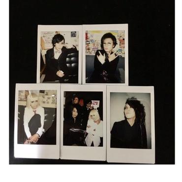 「チェキ5枚セット」東京ヒーローズ