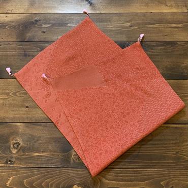 正絹の枕カバー