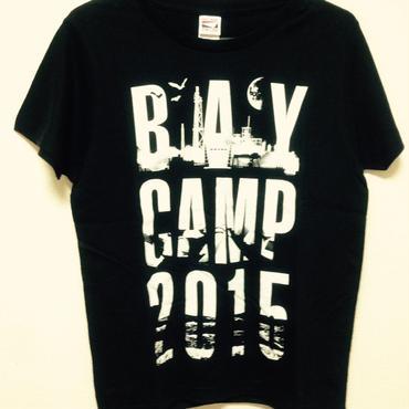 BAYCAMP2015 ベイキャンプTシャツ