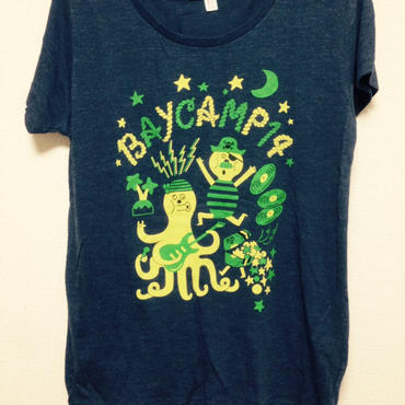BAYCAMP2014 海賊Tシャツ