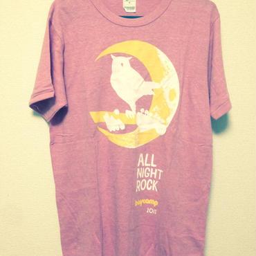 BAYCAMP2013 フクロウTシャツ