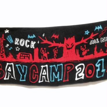 BAYCAMP 2014 キャンプ・フェイスタオル